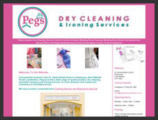 Pegs Dry Cleaning