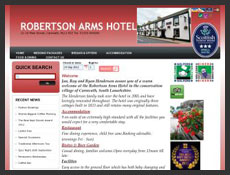 Robertson Arms Hotel
